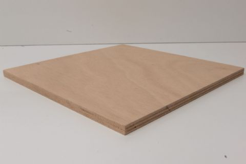 12mm Marine Ply Sheet 2500mm x 1220 Gaboon (Okoume) Throughout BS1088 WBP